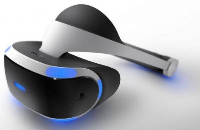PlayStationVRの画像