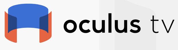 オキュラスTVのロゴ