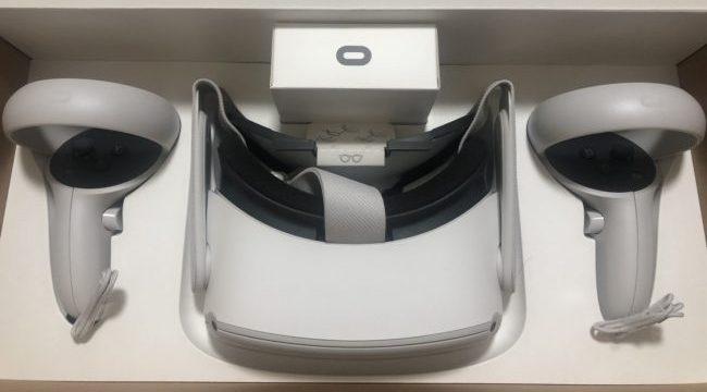 Oculus Quest2の画像